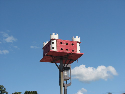 US Army Corps of Engineers birdhouse, Grand Haven, MI