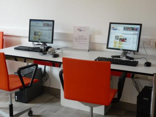 Bibliothèque Fourche
