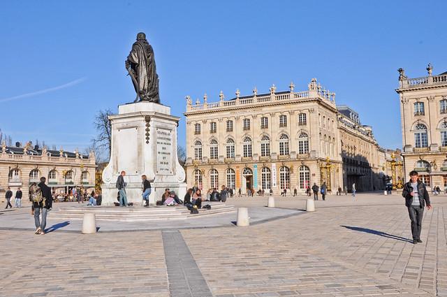 Place Stanislas et opéra national de lorraine©Regine_Datin / Nancy Tourisme