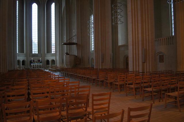 Grundtvigs Kirke - グルントヴィ教会 - Grundtvig's Church