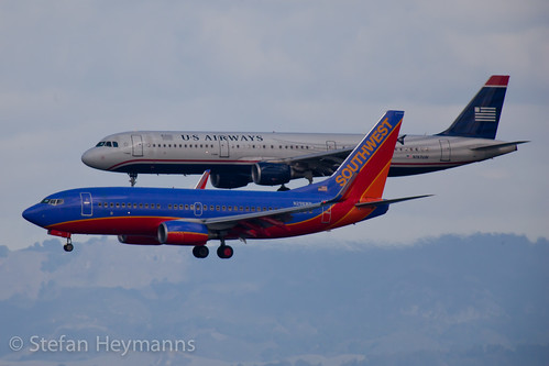 Southwest Airlines N298WN