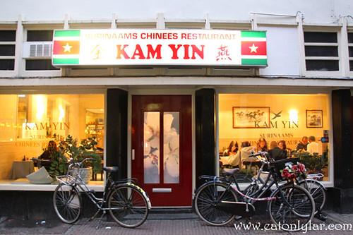 Kam Yin, Amsterdam