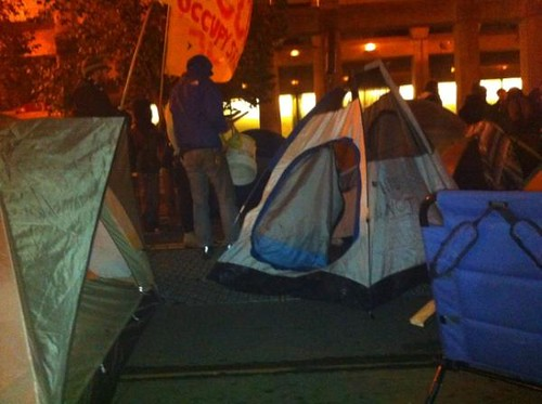 market street tents - sf by jim leftwich