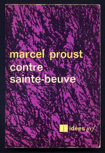 Contre Sainte-Beuve, no. 81, 1965