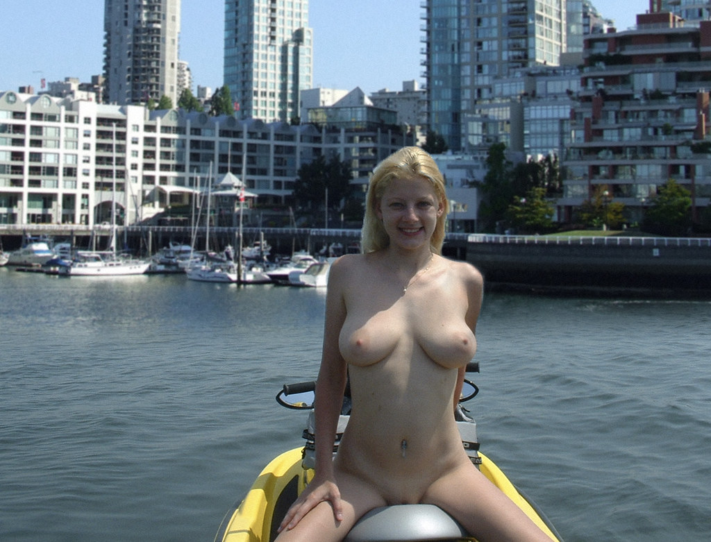 Consider, Sexy naked women on jet ski consider, that