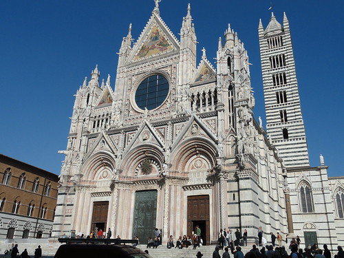 Cathedral in Sienna