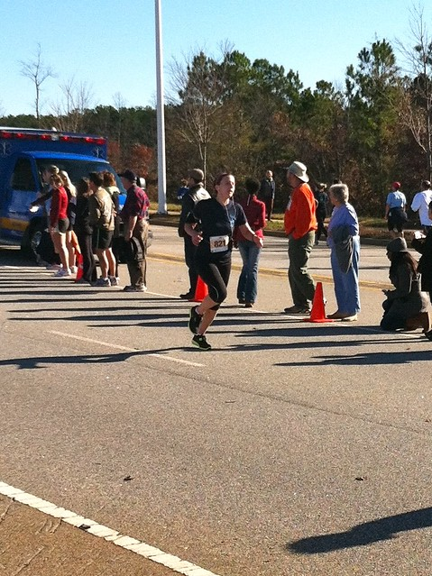TreesGreenville Turkey Day 8k 2011