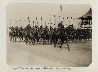 Royal Canadian Dragoons, about 1910