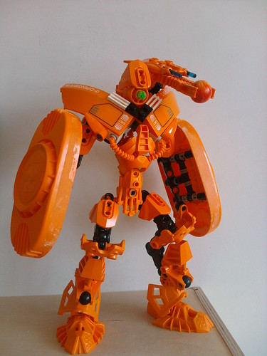 Hero Factory Elite Guard Robot