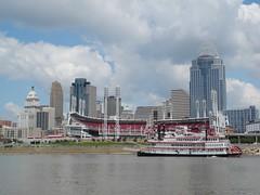 Ohio Riverboating