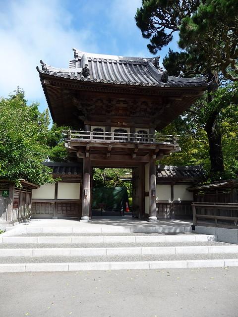 Japanese tea garden entrance explore b d 39 s world 39 s for Japanese garden entrance