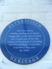 Photo of Blue plaque number 10707