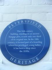 Photo of Blue plaque № 10707