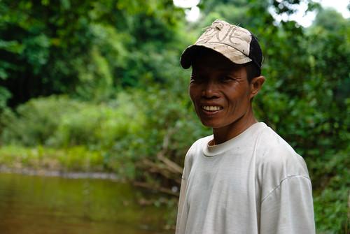 portrait trek geotagged guide laos lao bannamha loungnamtha geo:lat=2083297957 geo:lon=10124799543