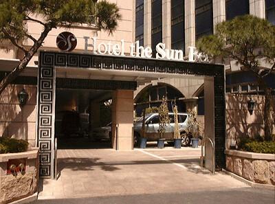 ホテル ザ サンビー