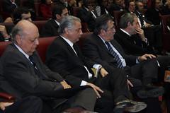 Ex presidente de Brasil, Lula da Silva, en el Bicentenario del Congreso Nacional