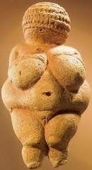 Venus of Willendorf, Austria, 25,000-20,000BCE