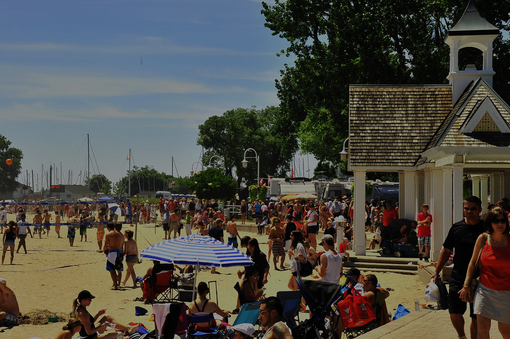 Cobourg (ON) Canada  city photos : cobourg beach cobourg beach waterfront festival by hannsless on flickr