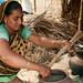 Making Popped Rice - Hatiandha, Bangladesh