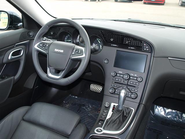 2011 Saab 9-5 11