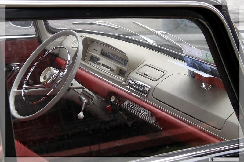 Peugeot 403 familiale 1962 for Interieur 404