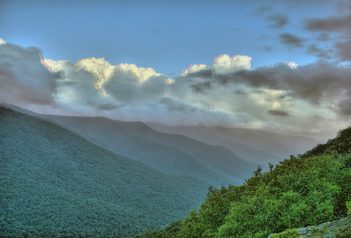 blue ridge valley by DigiDreamGrafix.com