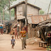 Back Street Scene in Bandarban, Bangladesh