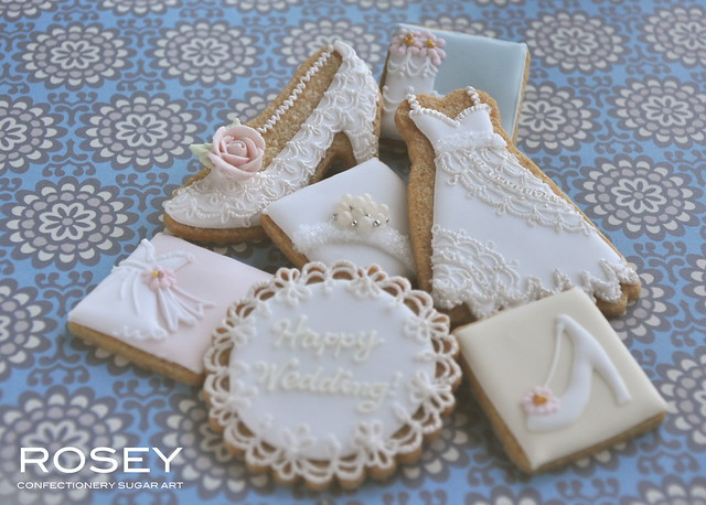 Classic Lace Wedding Cookie - 2 | Flickr - Photo Sharing!