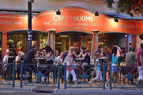 Cafe Maxime