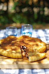 Tiella di Gaeta, a very special pizza