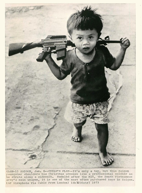1965-1975 Children in Vietnam