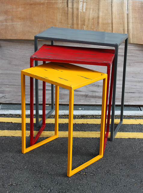Stunning Metal Nesting Tables 372 x 500 · 176 kB · jpeg