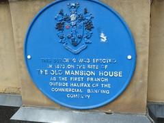 Photo of Blue plaque № 7502