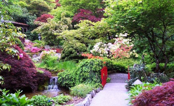 Jardines japoneses armon a natural flickr photo sharing for Fabricacion de jardines