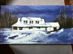 Old farmhouse NH