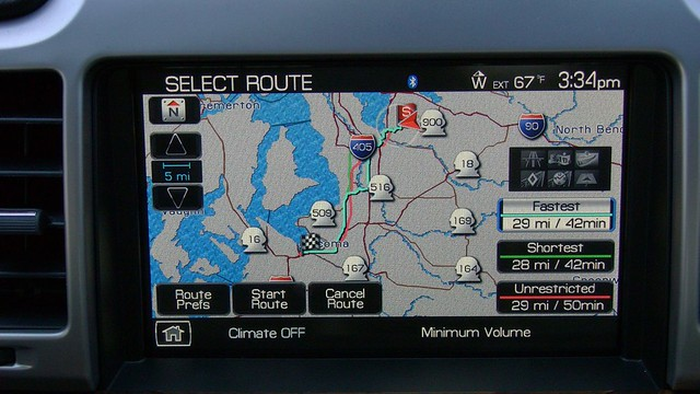 How To Send Maps to your Ford Sync from Google and Mapquest TIPS 01