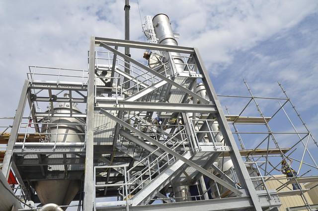 Pueblo Chemical Agent-Destruction Pilot Plant Brine Reduction System