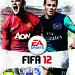 FIFA 12 UK pack shot with Wayne Rooney and Jack Wilshere
