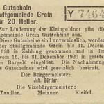 Notgeld 74642
