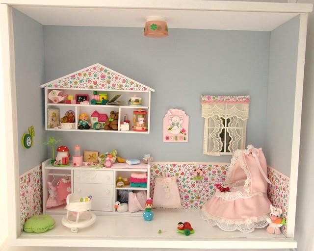 Cuarto de beb flickr photo sharing - Habitacion de bebe ...