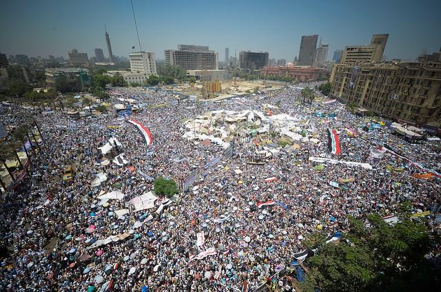 ميدان التحرير يوم ٢٩-٧-٢٠١١ by أحمد عبد الفتاح Ahmed Abd El-fatah
