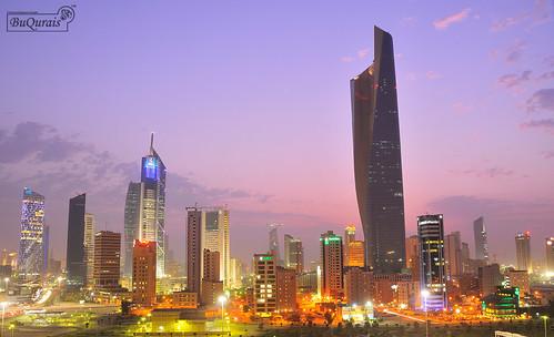 Side of Kuwait City