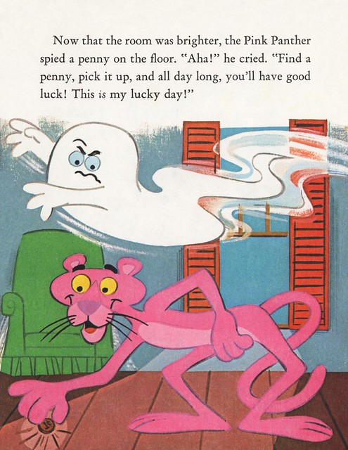 The Pink Panther in the Haunted House00008
