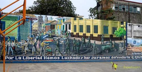 leon-nicaragua-civil-war-memorial