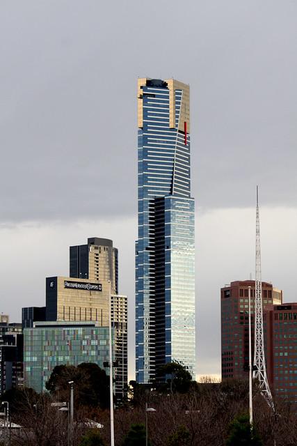 Eureka Tower Melbourne Australia Flickr Photo Sharing
