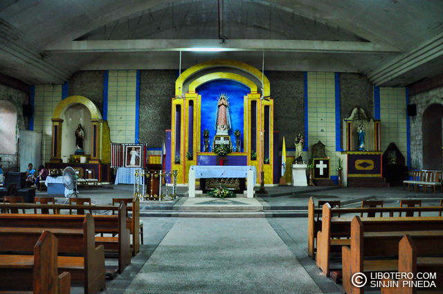 Our Lady of Guadalupe Valladolid Negros