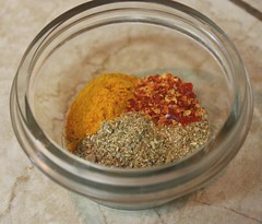 herb, spice mix, food,
