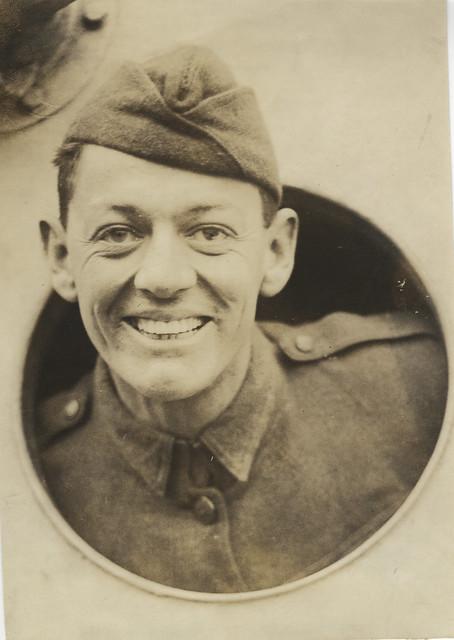 Roline C. Naylor, 54th Artillery