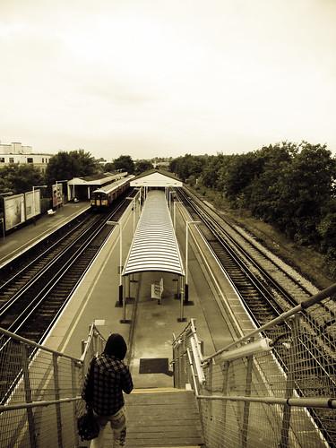 Earlsfield Station Redevelopment 2011