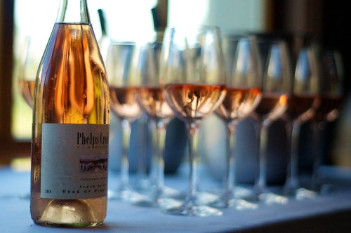 Phelps Creek Rosé of Pinot Noir